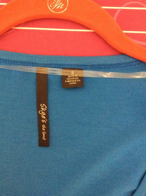 Skye's the Limit Top Blue
