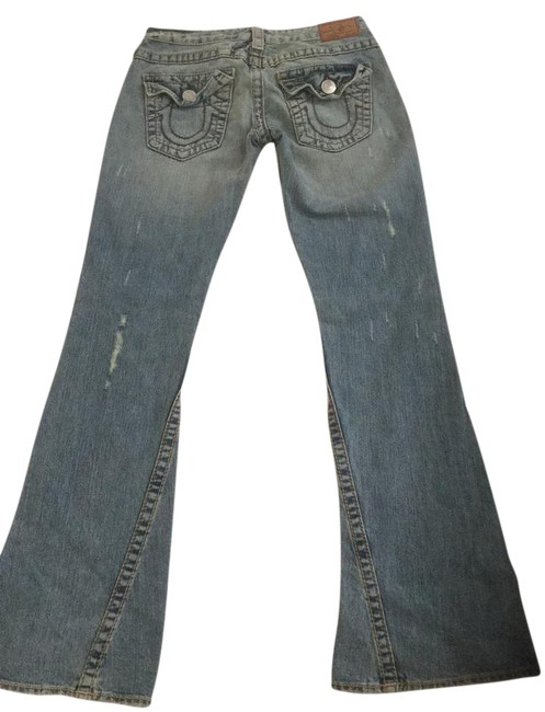 Preload https://img-static.tradesy.com/item/21125055/true-religion-distressed-mid-rise-bootcutflare-boot-cut-jeans-size-28-4-s-0-1-650-650.jpg