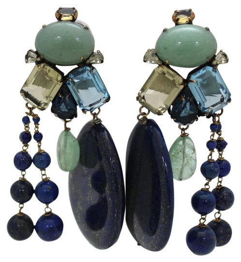 Preload https://img-static.tradesy.com/item/21125156/iradj-moini-lapis-aventurine-new-signed-drop-collectible-earrings-0-1-540-540.jpg