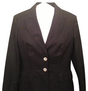Escada black suit