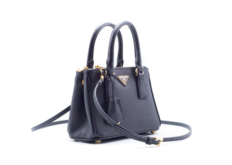 ff92dad6767363 inexpensive prada tote in black d34f0 4eec8 inexpensive prada tote in black  d34f0 4eec8; france prada double zip lux tote saffiano leather mini ...