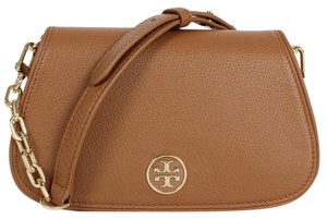 Tory Burch Landon Robinson Clutch Chain Cross Body Bag