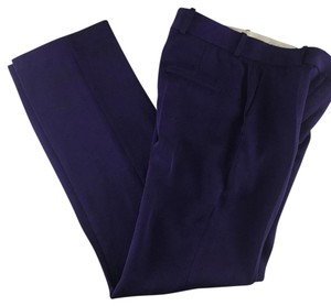 Sandro Trouser Pants purple