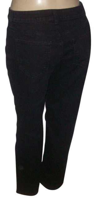 Preload https://img-static.tradesy.com/item/21125563/croft-and-barrow-black-coated-stretchy-cotton-straight-leg-jeans-size-33-10-m-0-2-650-650.jpg