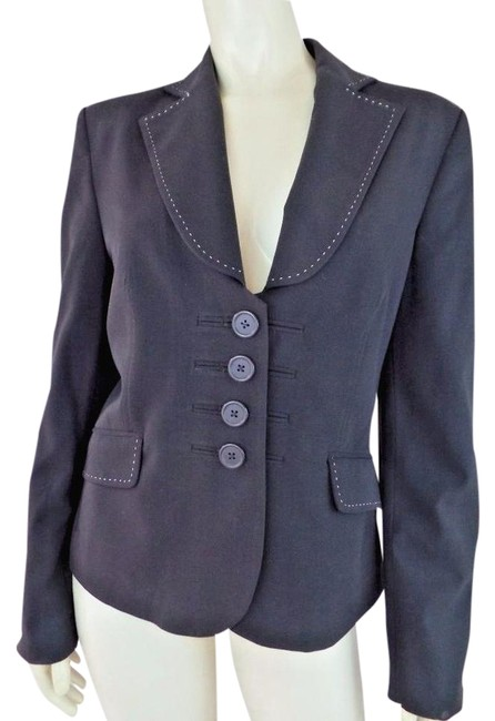 Preload https://img-static.tradesy.com/item/21125716/next-era-dark-brown-button-front-pockets-lined-fitted-blazer-size-12-l-0-1-650-650.jpg