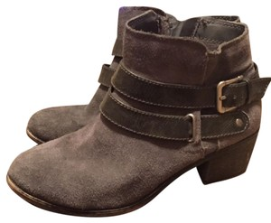Sonoma Suede Ankle Comfortable grey Boots