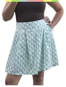 Frenchi Skirt Green