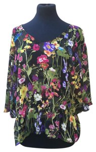 ECI New York Top floral