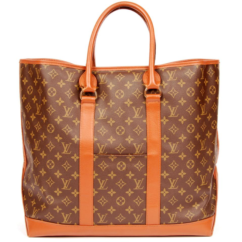 louis vuitton sac weekend gm monogram tote bag on sale 81 off totes on sale. Black Bedroom Furniture Sets. Home Design Ideas