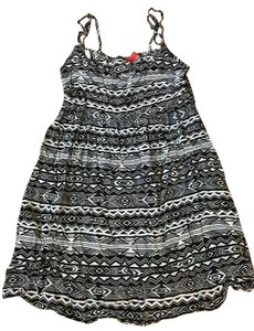 Divided by H&M short dress Multi Aztec on Tradesy