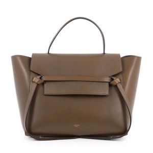 Céline Tote Leather Shoulder Bag