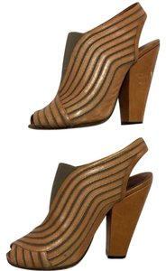 Givenchy brown Wedges