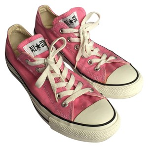 Converse Sneakers Pink Unisex Hot Pink Athletic