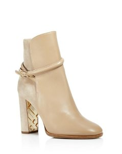 Burberry Nude Boots