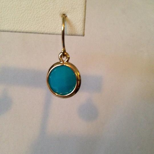Anne Klein 2-Piece Set, Turquoise Shaky Necklace & Earrings