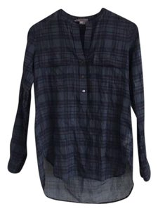 Vince Shirt Cotton Tunic