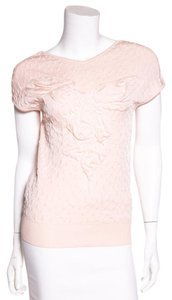 Chanel Top Apricot