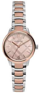 Burberry Burberry Swiss The Classic Round Two-Tone Stainless Steel BU10117