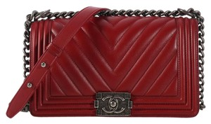 Chanel Ch.l0224.11 Quilted Leather Silver Shoulder Bag