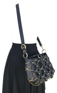 Be&D Punk Cool Studded Cross Body Bag