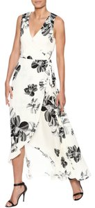 Ivory/Black Maxi Dress by Other