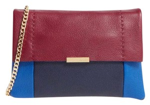 Ted Baker Colorblocking Preppy Chain Cross Body Bag