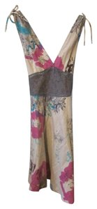 Free People short dress Multi Playful Cute Summer Girlie Romantic on Tradesy