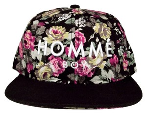 Alex & Chloe Alex & Chloe Homme Boy Floral Snap Back