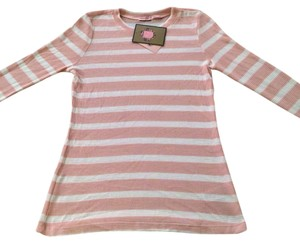 Juicy Couture Long Sleeve Shirt Striped Sweater