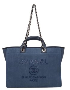 Chanel Tote in Blue-SOLD OUT EVERYWHERE
