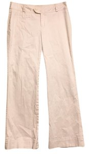 Banana Republic Martin Fit Wide Leg Pants khaki