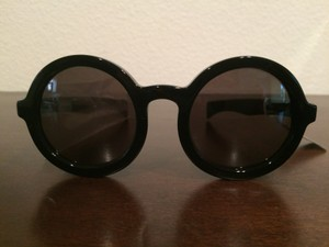 Jil Sander Fashion Circle Sunglasses