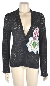 Missoni 2005 Collection Bell Sleeve Cardigan