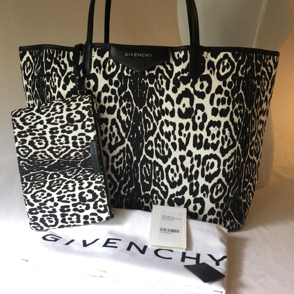 ... Tote Large White Leather Antigona Canvas Givenchy and Black nqZO6UT ... cd528876a18b3