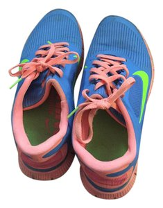 Nike Blue/green/pink Athletic
