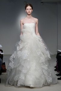 Vera Wang Helena Luxe Wedding Dress