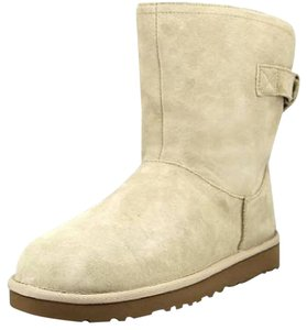 UGG Australia Suede White Boots