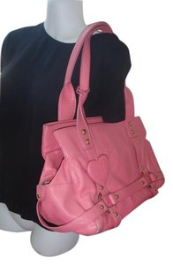Juicy Couture Shopping Weekends Tote in Pink