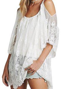 Other NWT White Swim Cover Up Tunic