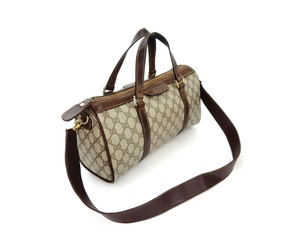 Gucci Gg Vintage Two-way Shoulder Bag