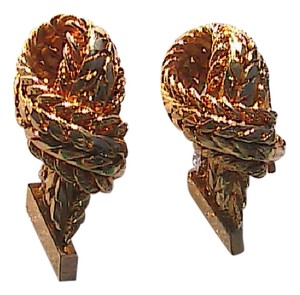 Other Gorgeous Gold Tone Earrings Clip On Earrings