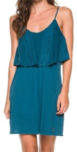 O'Neill short dress Blue on Tradesy