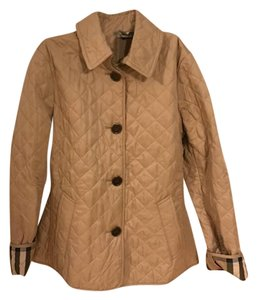Burberry Brit Quilted Coat