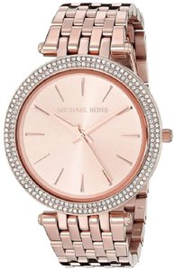 Michael Kors Michael Kors Women's Rose Gold-Tone Stainless Watch MK3192