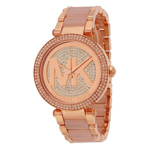 Michael Kors Michael Kors Women's Rose Gold Parker Watch MK6176