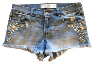 Abercrombie & Fitch Cut Off Shorts