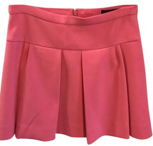 J.Crew Mini Skirt Salmon