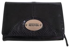 Kenneth Cole Reaction NWOT Women's Black Wallet Organizer