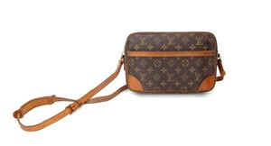 Louis Vuitton Monogram Messenger Cross Body Bag