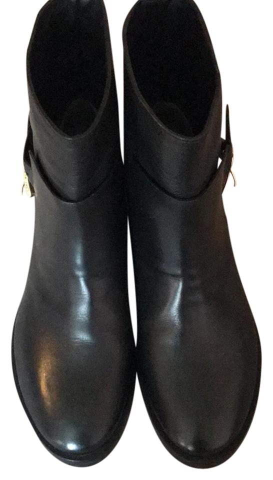 Black 50 Boots 78014 51148320 Burch Tory Booties 4v7UqZR
